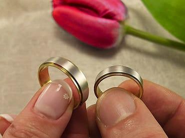 Galeria obrączek ślubnych