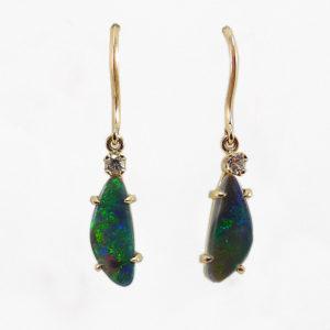 opal, brylant