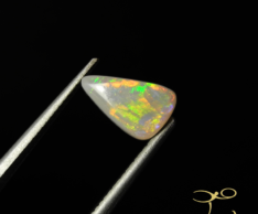 Opale szare